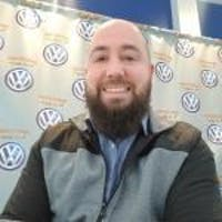 Justin Toedt at Patrick Volkswagen