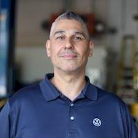 Theo Paroulidis at Patrick Volkswagen - Service Center