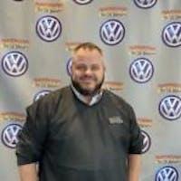 Tony Strozina at Patrick Volkswagen