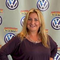 Susan Mattero at Patrick Volkswagen