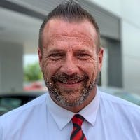 Robert Peeples at Benson Ford Inc
