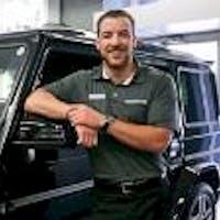 Heath Bracken at Mercedes-Benz of Austin