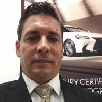 Mario F Padron at Lexus Of Pembroke Pines