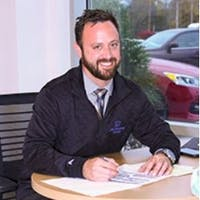 David Lybarger at John Hinderer Honda