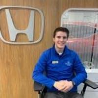 Noah Barnett at John Hinderer Honda
