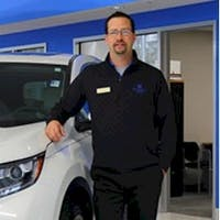 Jason Needles at John Hinderer Honda
