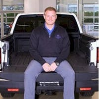 Jason Waldren at John Hinderer Honda