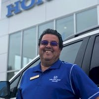 John Lee at John Hinderer Honda