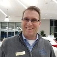 Ron Strong at John Hinderer Honda