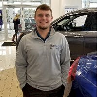 Hunter  Kirkpatrick at John Hinderer Honda