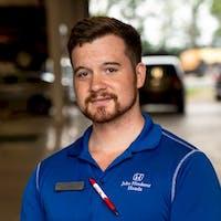 Phillip Barrows at John Hinderer Honda - Service Center
