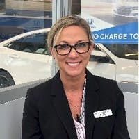 Amy Miracle at John Hinderer Honda