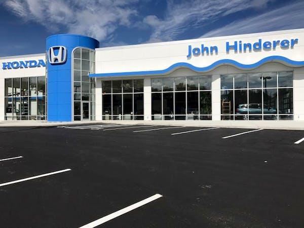 John Hinderer Honda, Heath, OH, 43056