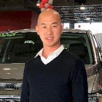 Eric Chen at Dublin Toyota