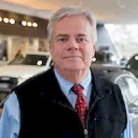 Ed Quirk at Audi Natick