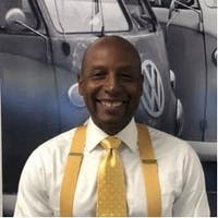 Victor Brown at Stone Mountain Volkswagen