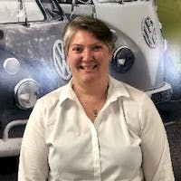 Lori Smith at Stone Mountain Volkswagen
