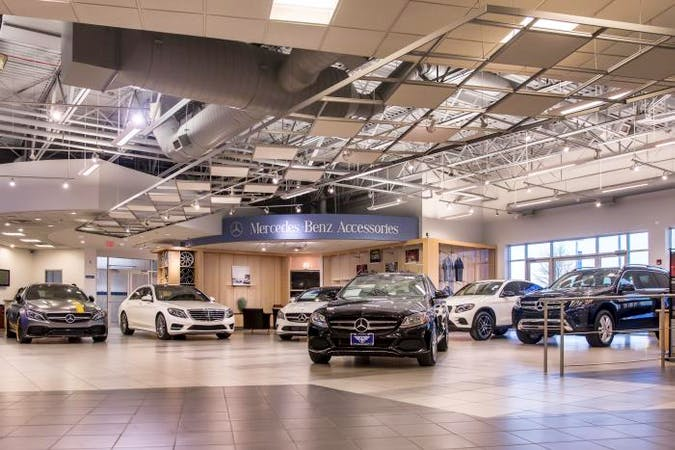 Mercedes-Benz of Hoffman Estates, Hoffman Estates, IL, 60169