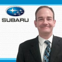 Jeff Walker at Gerald Subaru of Naperville