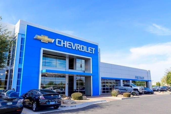 Freeway Chevrolet, Chandler, AZ, 85226