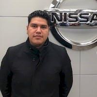 Jesus Medina at Bay Ridge Nissan