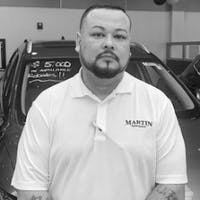 Luis Martinez at Martin Nissan