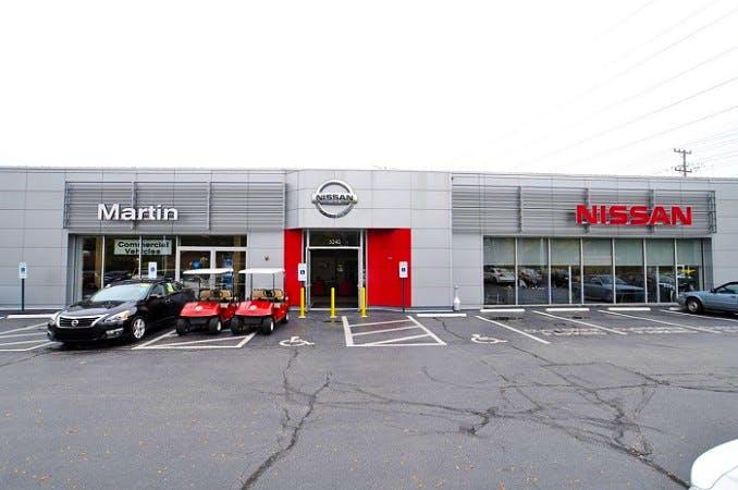 Martin Nissan, Skokie, IL, 60077