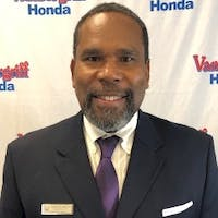 Charles Bright at Vandergriff Honda