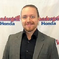 Scott Hepworth at Vandergriff Honda