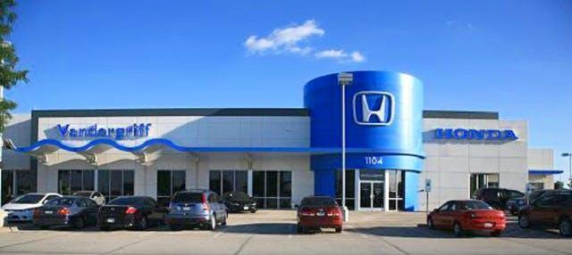 Vandergriff Honda, Arlington, TX, 76017