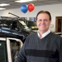 Tony Aiello at Sayville Ford
