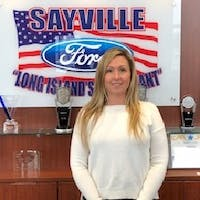 Caitlin Kerins at Sayville Ford