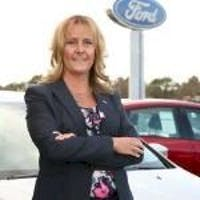 Melanie Spare-Oswalt at Sayville Ford