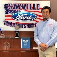 Paul Su at Sayville Ford