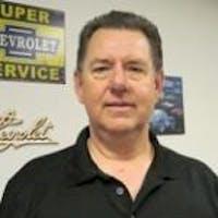 Dan Bieber at Gateway Chevrolet - Service Center