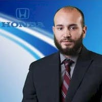 Fabian Garcia at Herb Chambers Honda in Boston