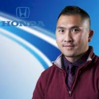 Donovin Tran at Herb Chambers Honda in Boston