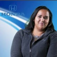 Denisse Medina at Herb Chambers Honda in Boston