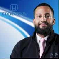 Wilfredo Soto at Herb Chambers Honda in Boston