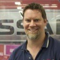 Mark Walter at Conicelli Nissan - Service Center