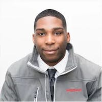 Eric Rivers Jr. at Conicelli Nissan