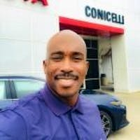 Edward Crawford at Conicelli Toyota of Conshohocken