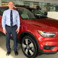 Jonathan Burns at Wynn Volvo Cars Norristown