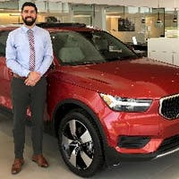Ben Cook at Wynn Volvo Cars Norristown