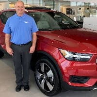 Bob Ettenger at Wynn Volvo Cars Norristown