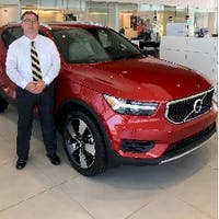 John Davis at Wynn Volvo Cars Norristown