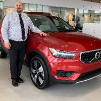 Anthony Petaccio at Wynn Volvo Cars Norristown