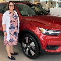Sandy Mason-Bealer at Wynn Volvo Cars Norristown