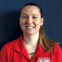 Emily Williams at Molle Toyota