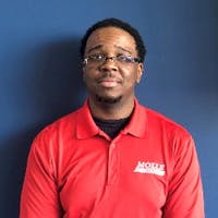 Deron  Byers at Molle Toyota